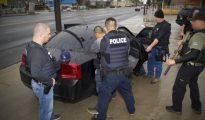 Cientos de inmigrantes fueron detenidos en Estados Unidos
