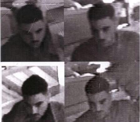 Imágenes extraídas del vídeo utilizado como prueba contra Pablo Ibar