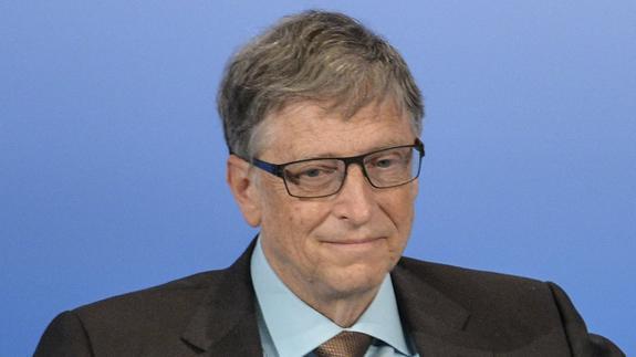 Bill Gates, durante la Conferencia de Seguridad de Múnich.