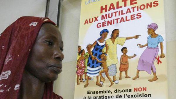 Las mujeres llegaron a Alemania desde países donde la práctica es muy extendida