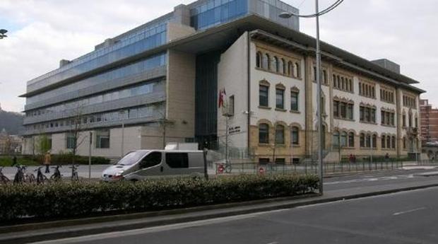 Juzgados de San Sebastián