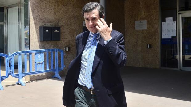 Jaume Matas, expresidente del Gobierno balear