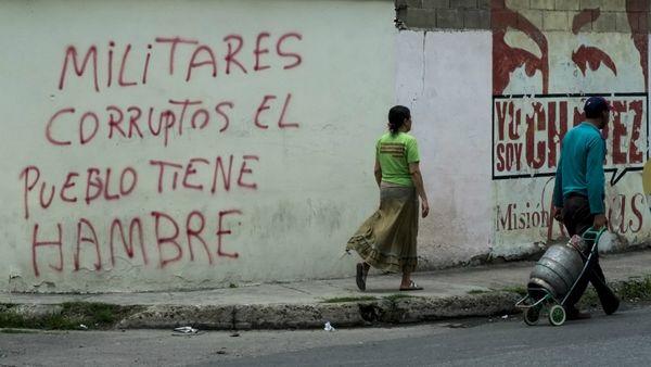 El hambre y el desabastecimiento no dan tregua a Venezuela