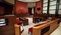 Imagen general de la sala donde será juzgado Artur Mas y las ex consejeras Joana Ortega e Irene Rigau