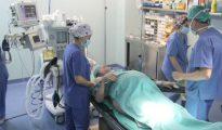 La paciente se sometió a una fecundación in vitro en Estados Unidos