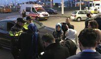 La ministra turca de Asuntos Familiares, Fatma Betül Sayan Kaya, retenida en Holanda