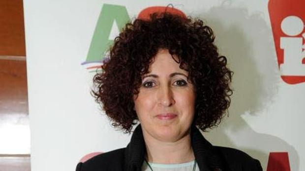 Cándida Marín, alcaldesa de Moratalla (Murcia)