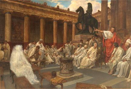 La Conjuración de Catilina
