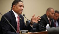 Cedric Richmond, el congresista demócrata que se burló de Kellyanne Conway