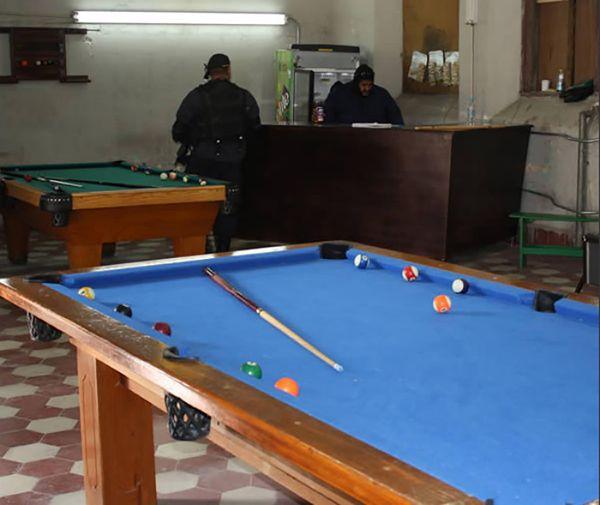 Celda VIP del Centro de Readaptación de Chihuahua