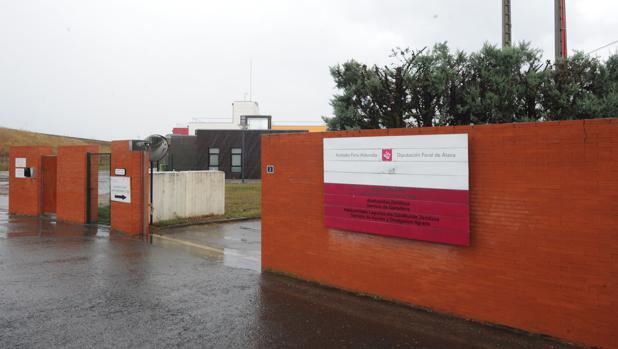 Centro dependiente de la Diputación de Álava donde prestaba sus servicios un psicólogo detenido en diciembre de 2016 por prostitución de menores.