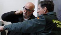 Carlos Esco, ex alto cargo del PSOE aragonés y marido de la excandidata Eva Almunia