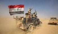 Las fuerzas iraquíes avanzan sobre ISIS en Mosul