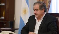 Julio Martínez, ministro argentino de Defensa.