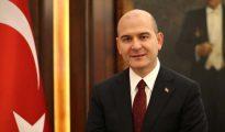 El ministro del Interior turco, Suleyman Soylu