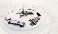 Campamento de Repsol en Alaska