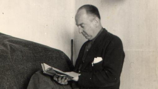 Melchor, en 1948