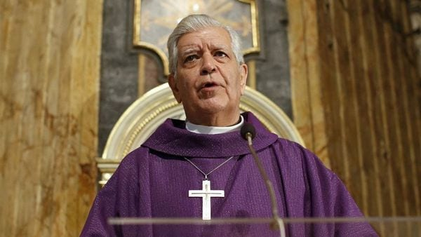 El cardenal Jorge Urosa Savino