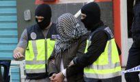 Imagen de archivo de una operación de la Policía en Ceuta en la que fueron detenidas siete personas por su vinculación a Daesh