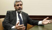El exjefe de la Oficina Antifraude de Cataluña Daniel de Alfonso compareció ayer en la comisión de investigación del Congreso