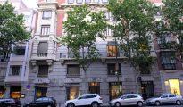 Sede de Equipo Económico, en la madrileña calle de Velázquez