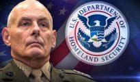 El general John Kelly, Secretario de Seguridad Nacional de Estados Unidos