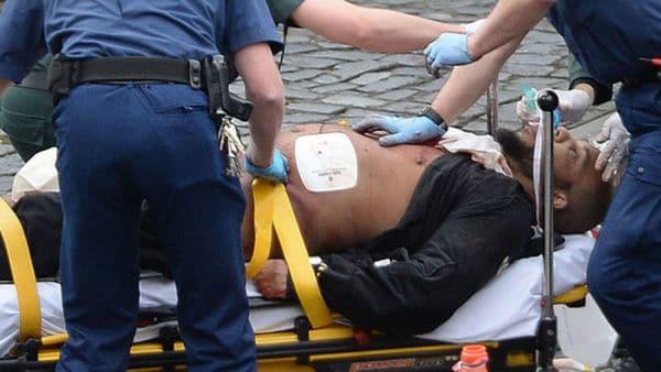 Khalid Masood, el atacante de Londres