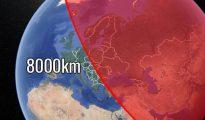 El KN-08 abarca los 8 mil kilómetros. El Taepodong 2 tiene un alcance de entre 8 mil y 10 mil kilómetros, según el Centro para la Estrategia y Estudios Internacionales y la Heritage Foundation