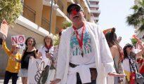 La Asociacion «Huelva, por una sanidad digna» convoca una manifestacion en defensa de la sanidad