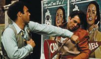 La escena protagonizada por Sonny Corleone (James Caan) y Carlo Rizzi (Gianni Russo)