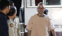 El catalán Artur Segarra, condenado a muerte por el asesinato de David Bernat en Tailandia