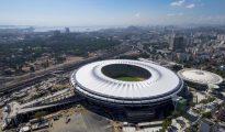 El Maracana de Rio de Janeiro es uno de los estadios remodelados con sobrecostes