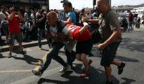 Los ultras rusos mostraron su violencia en la última Eurocopa 2016 y planean repetirla en el Mundial 2018