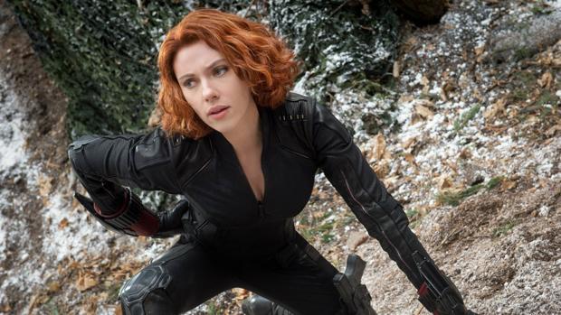 Scarlett Johansson encarna a «La Viuda Negra» en las últimas películas de Marvel
