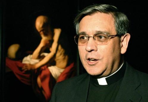 El abad de Montserrat, Josep Maria Soler, en una imagen de archivo.