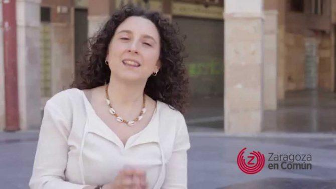 La concejala de Igualdad, Arantza Gracia