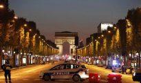 Atentado contra los Campos Eliseos de Francia