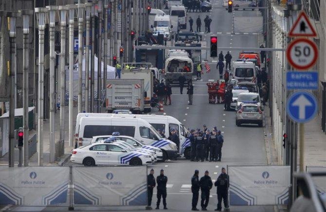 Bélgica, cuna del yihadismo en Europa