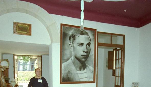 Imagen de archivo de la casa natal de Miguel Hernández en Orihuela