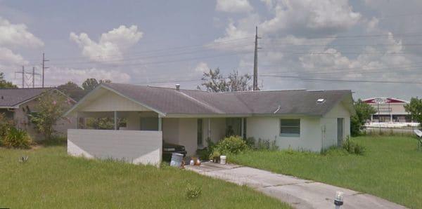 """La vivienda de """"Dread"""" donde una menor de 8 años fue violada por el hombre de 68. Argumentó que llevaba """"ropa provocativa"""""""