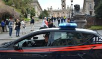 Según «Il Corriere della Sera», el agresor ya tenía antecedentes por drogas