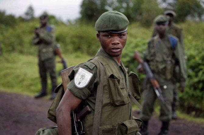 Guerra civil en el Congo, con miles de hombres violados.