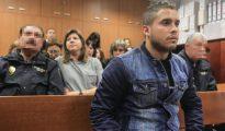 José Fernando Ortega Mohedano, durante un juicio el pasado mes de marzo.