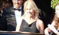 Imagen de Marie Sara en el festival de Cannes en 2011.