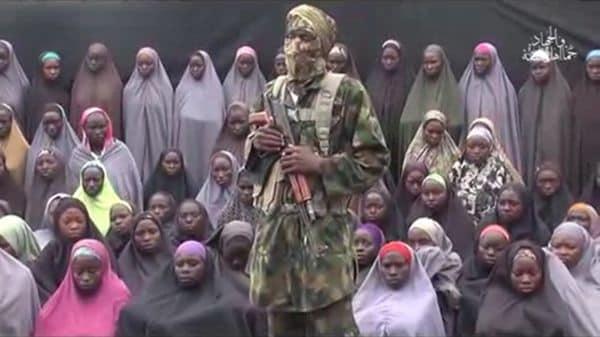 276 jóvenes fueron secuestradas el 14 de abril de 2014 por Boko Haram