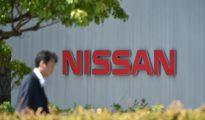 Fábrica de Nissan en Japón