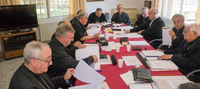 Resultado de imagen de obispos de cataluña