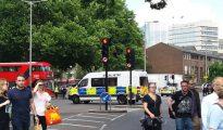 El teatro Old Vic de Londres fue evacuado este sábado por una amenaza de bomba