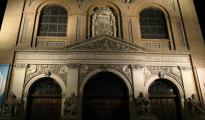 Edificio del Paraninfo, sede del rectorado de la Universidad de Zaragoza