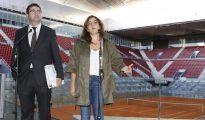 Los ediles de Ahora Madrid, Carlos Sánchez Mato y Celia Mayer (ABC)